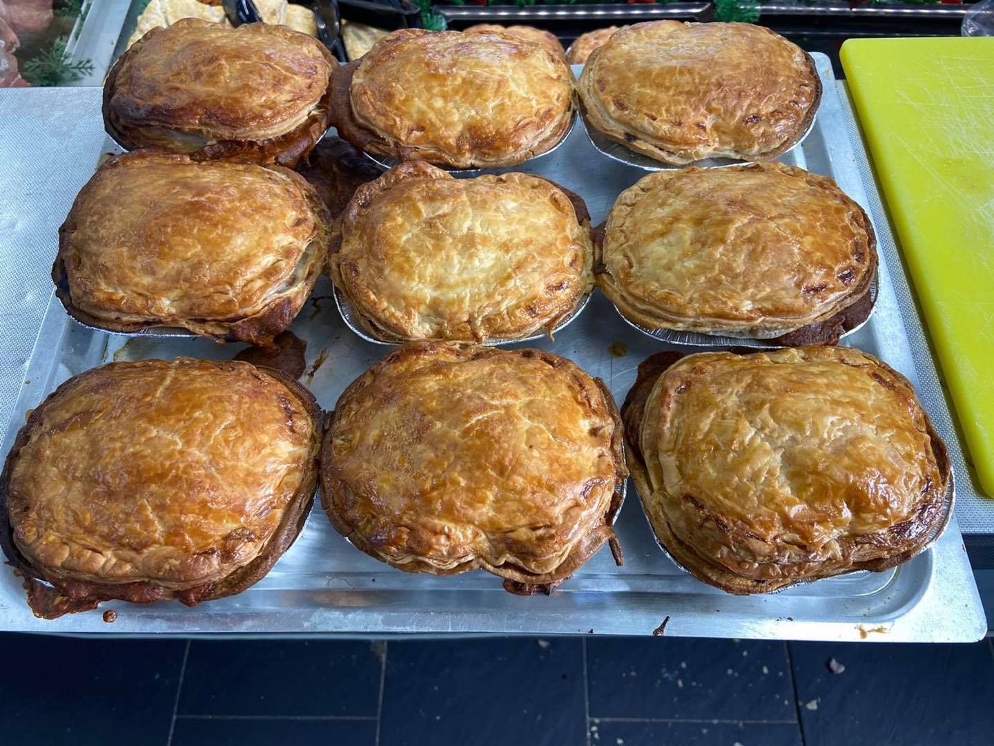 Steak Pie 400g - Bakers of Nailsea